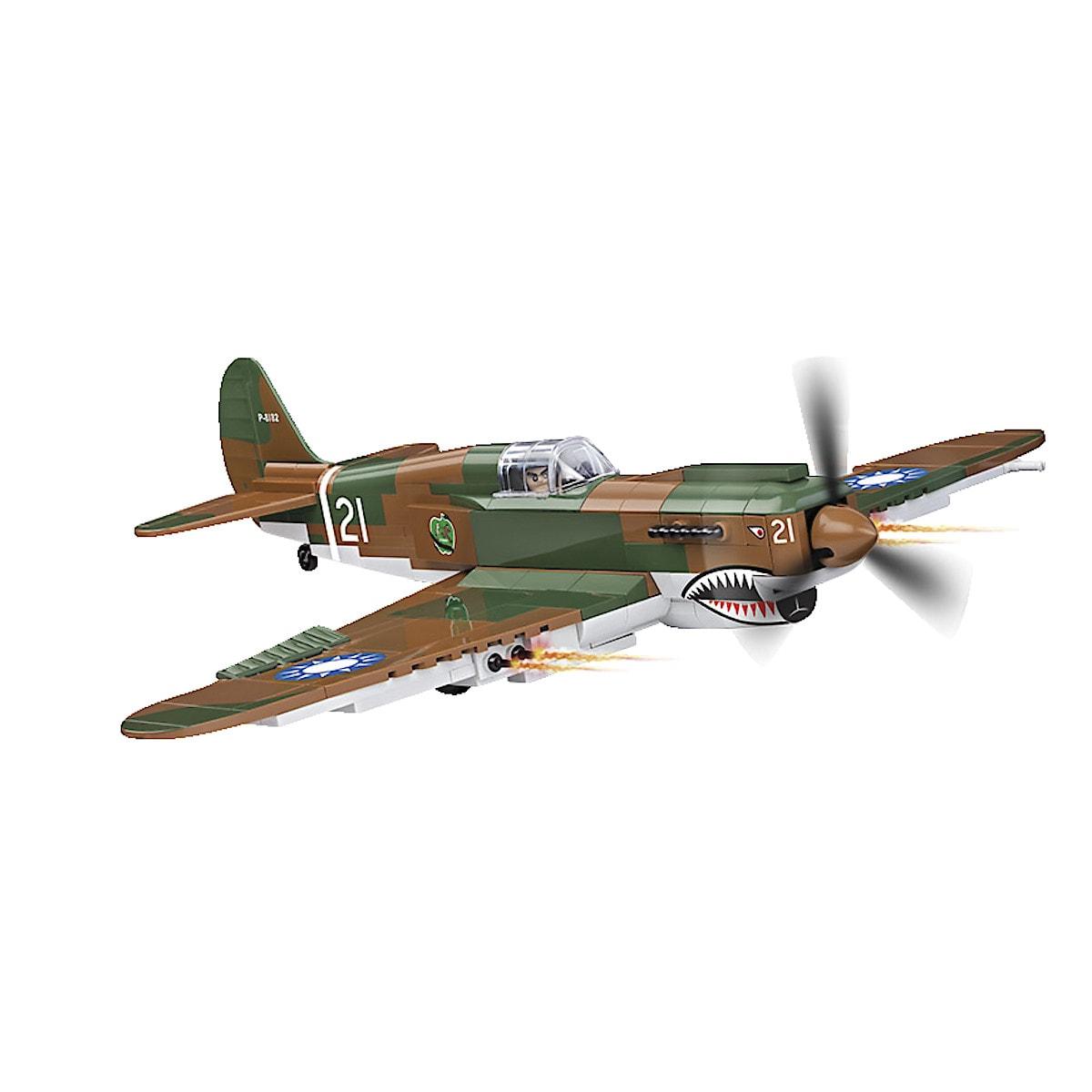 Cobi byggeklosser Curtiss P-40B Tomahawk