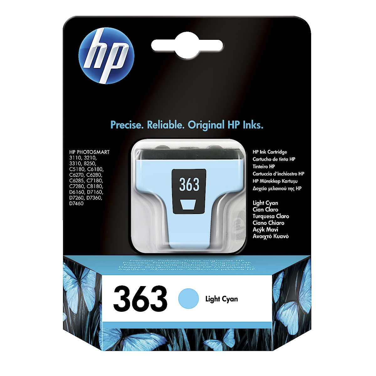 HP 363 Ink Cartridge