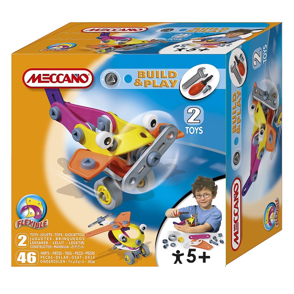 Meccano Mini Build & Play