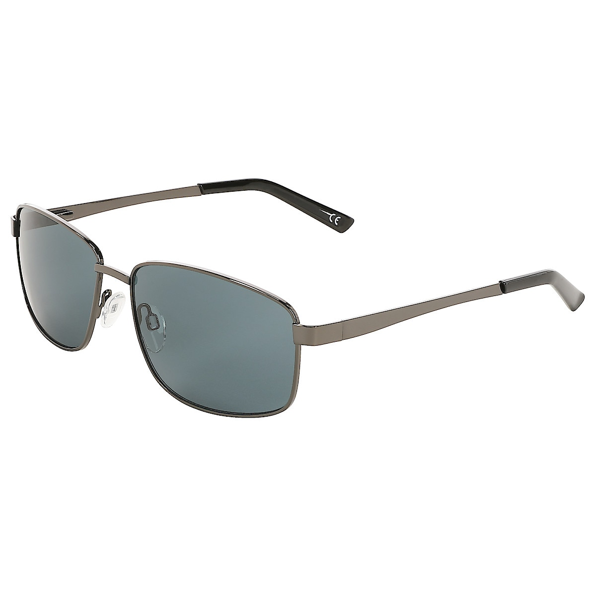 Solglasögon metall, svart