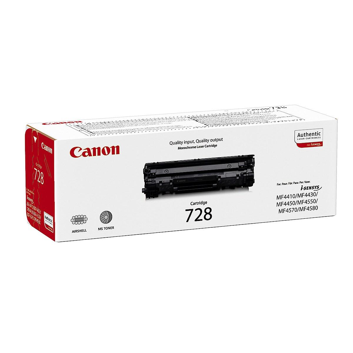 Toner Canon CRG 728