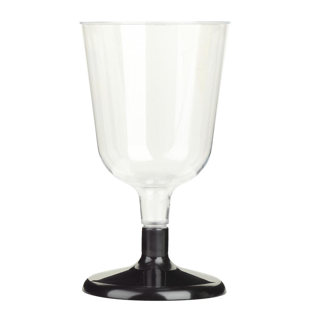 Plastglas vin 15 cl