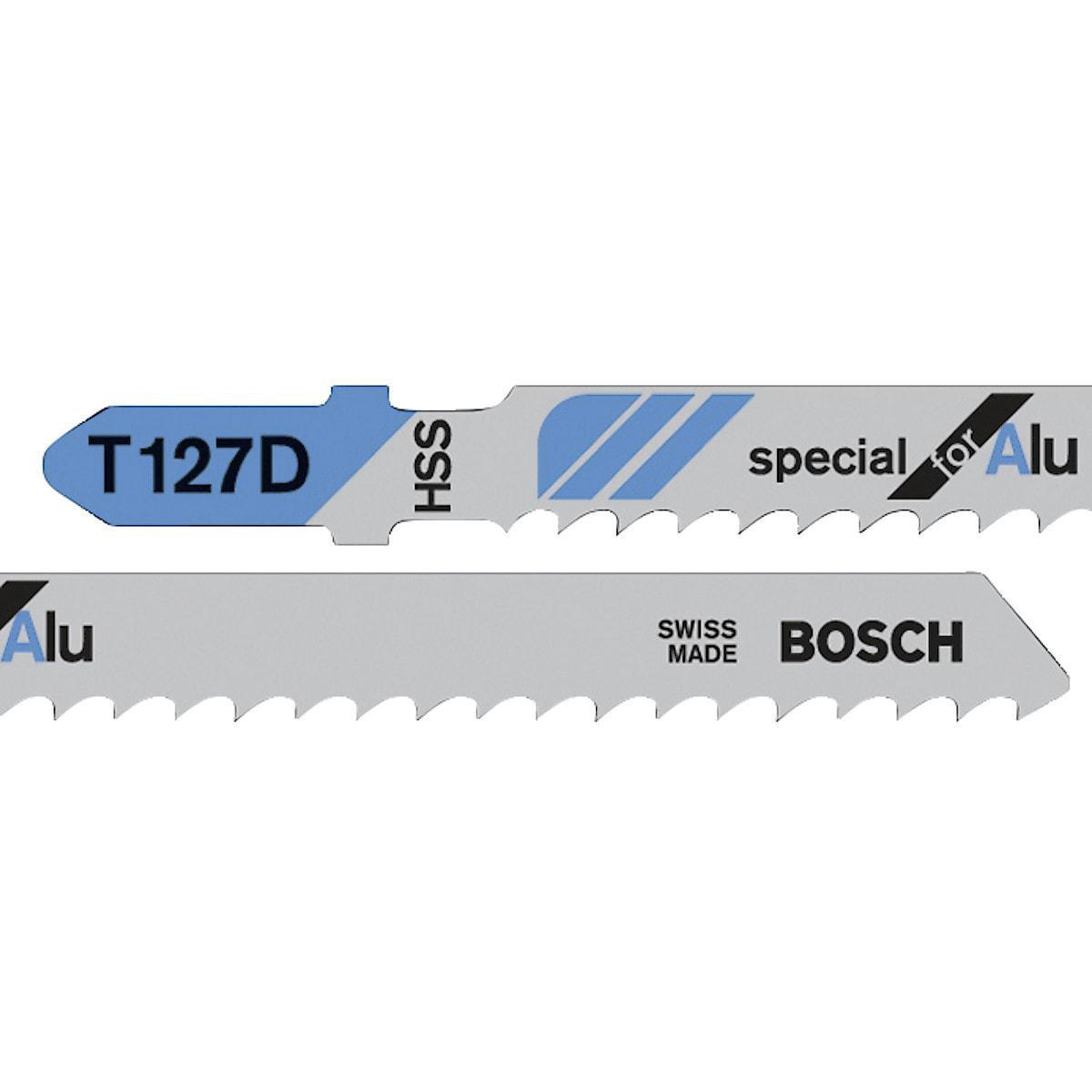 Sticksågsblad HSS T127D Bosch