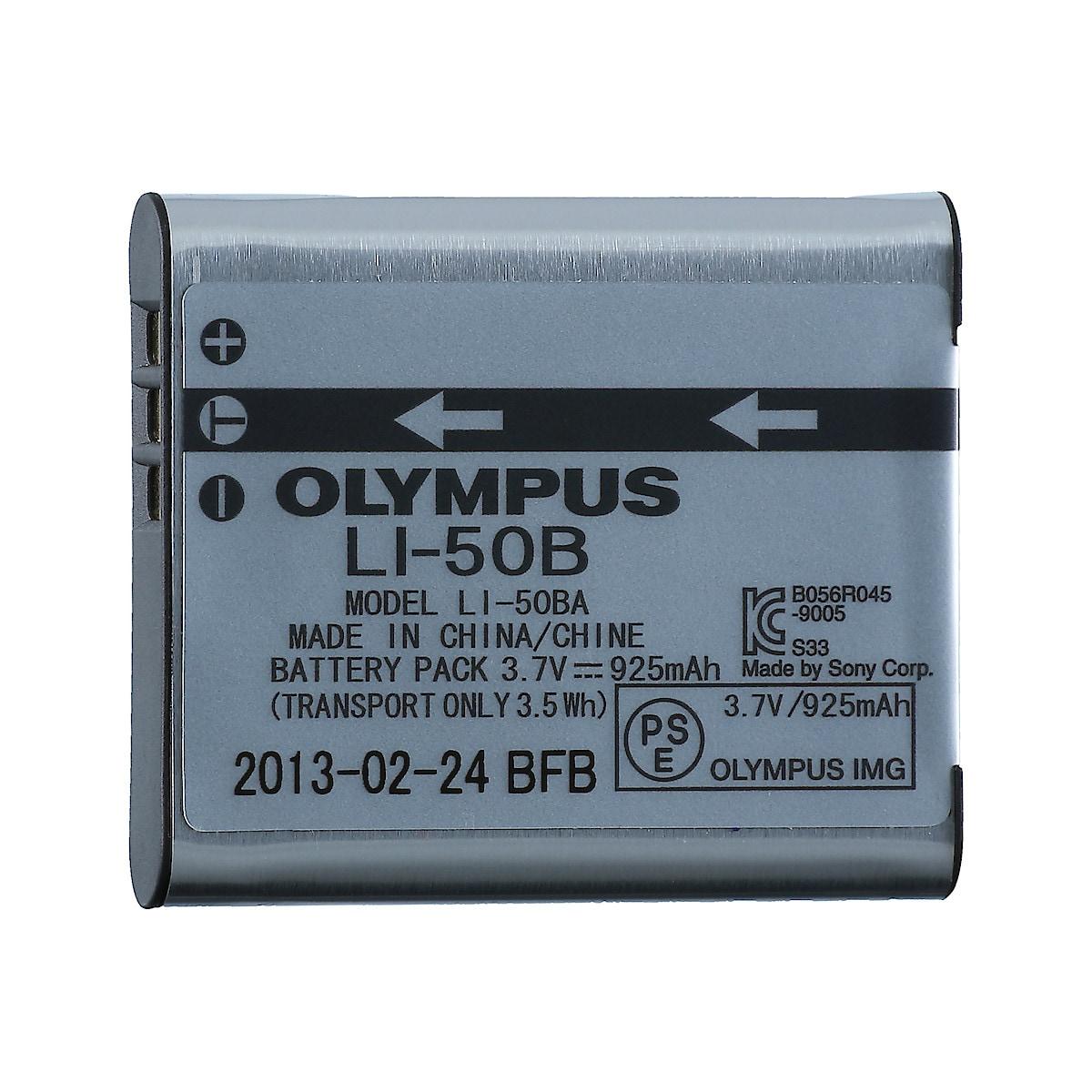 Batteri Olympus LI-50B