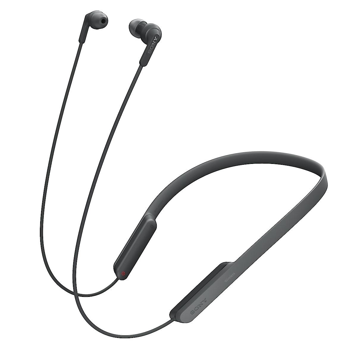 Sony MDR-XB70BT trådløse hodetelefoner med mikrofon