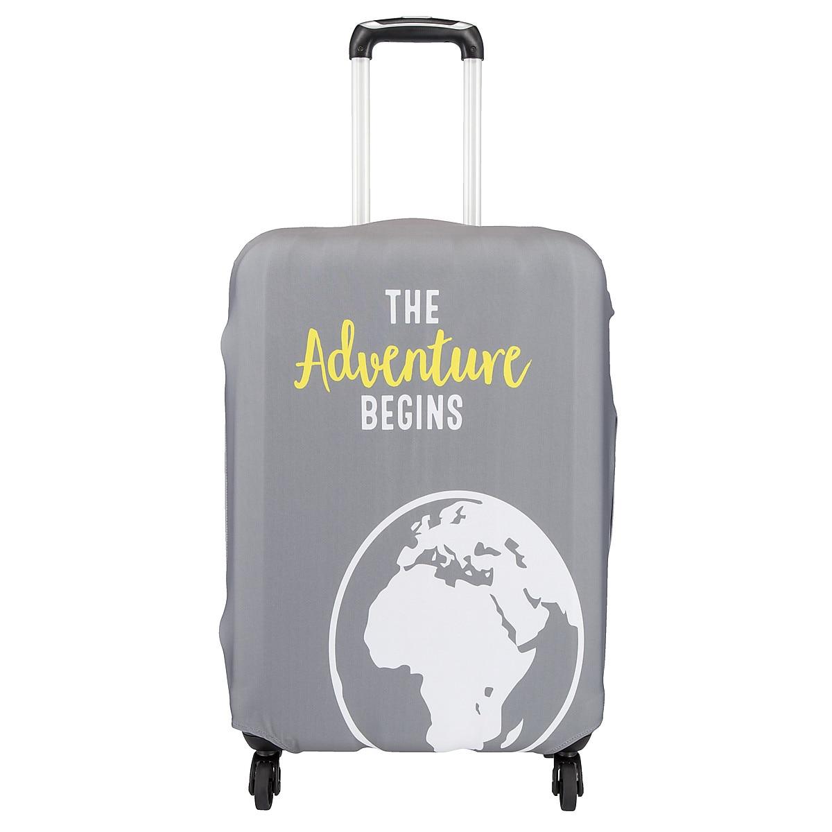 Överdrag till resväska