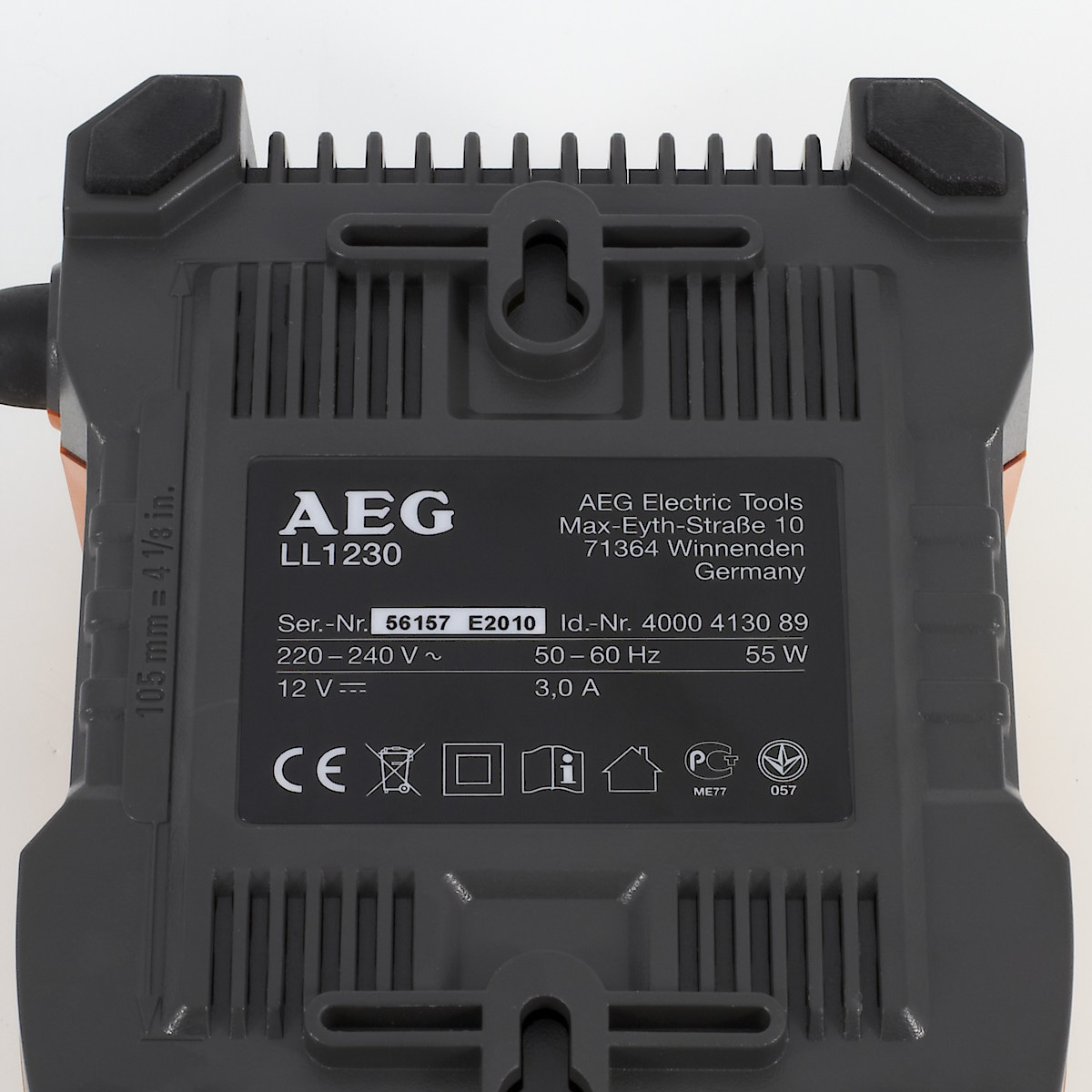 Laddare AEG LL1230 12 V/3 A