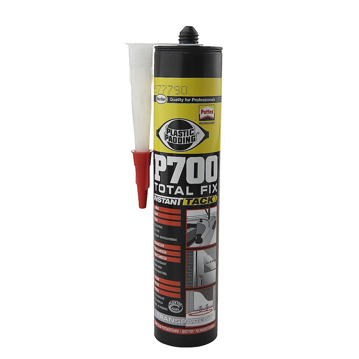 Montagelim P700 Total Fix Plastic Padding