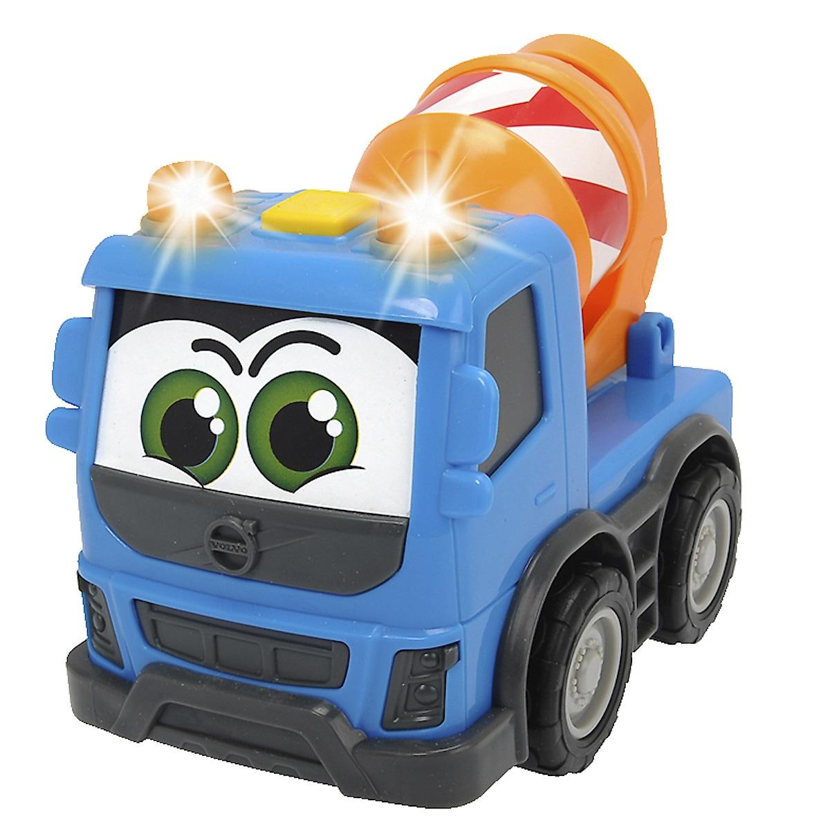 Happy Volvo FMX Työajoneuvo pienille lapsille