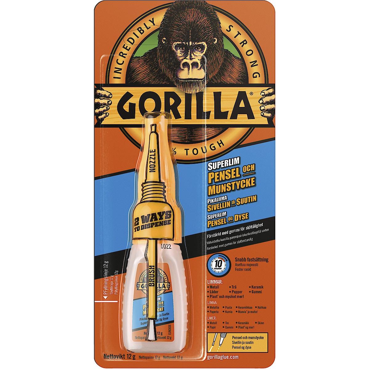 Superlim B&N Gorilla 12 g
