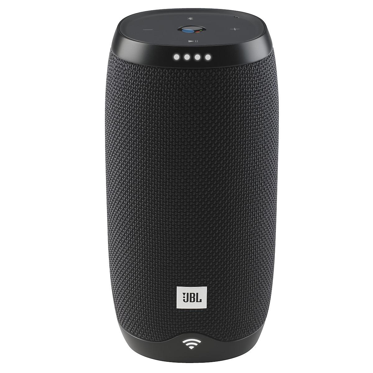 JBL Link 10, høyttaler med stemmeassistent