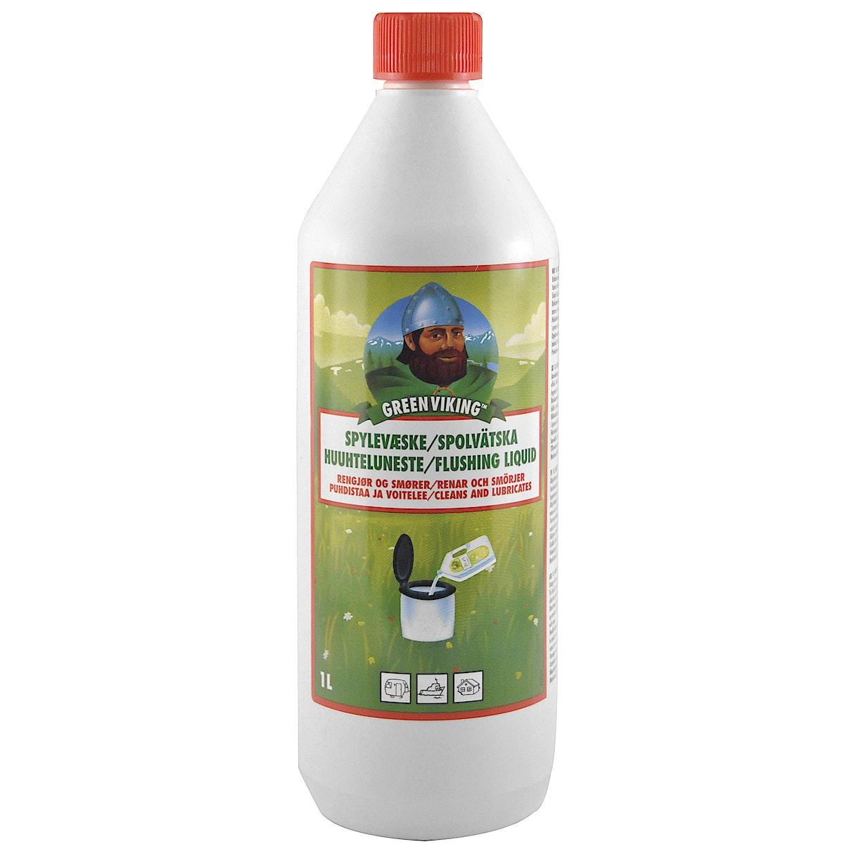 Green Viking sanitærvæske