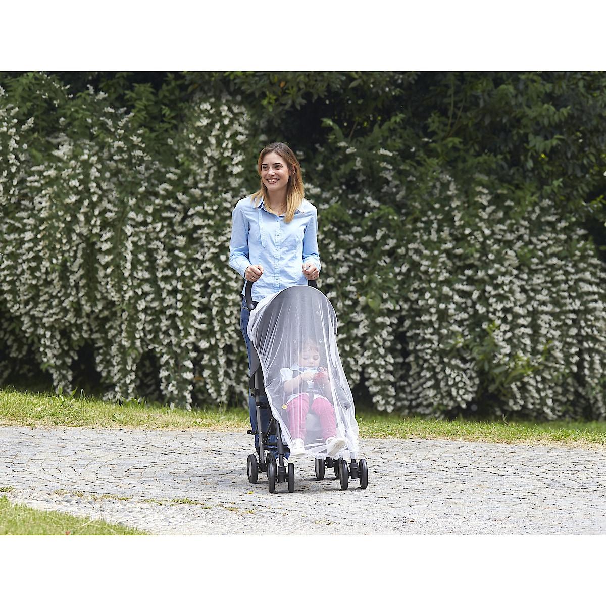 Myggnät till sittvagn, Chicco