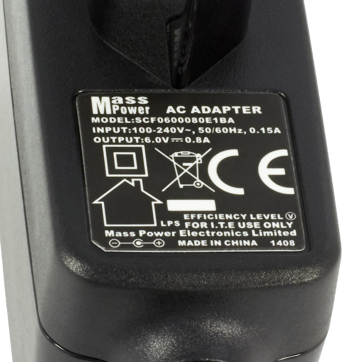 Nätadapter Exibel 6 V/0,8 A