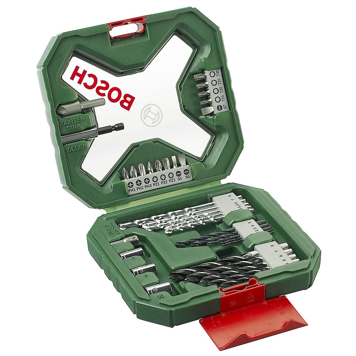 Bosch bor-/bits-/hylsesett