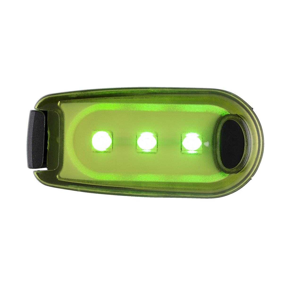Asaklitt LED-lykt med klips