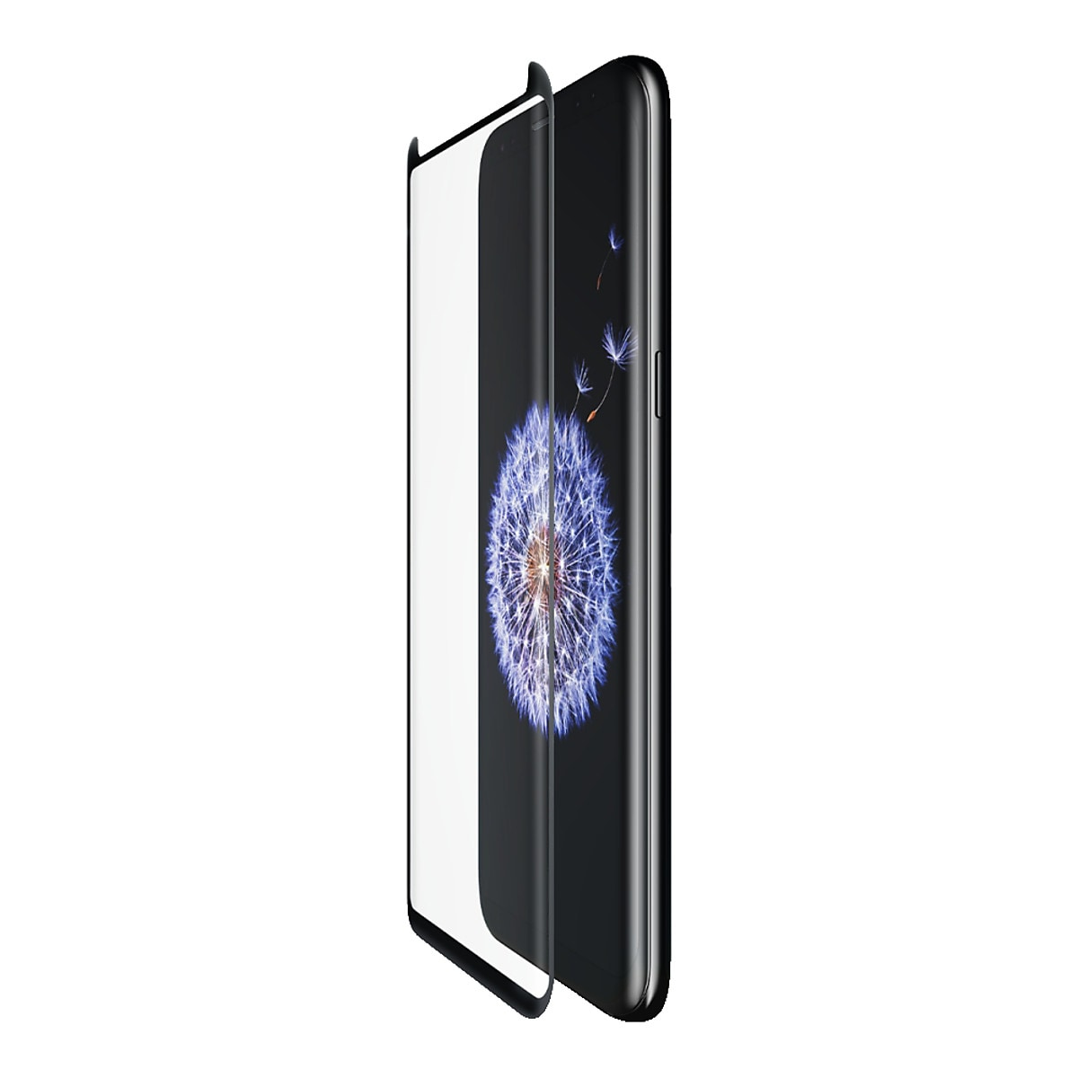 Näytönsuoja Samsung Galaxy S9 Plus, Belkin Screenforce TemperedCurve