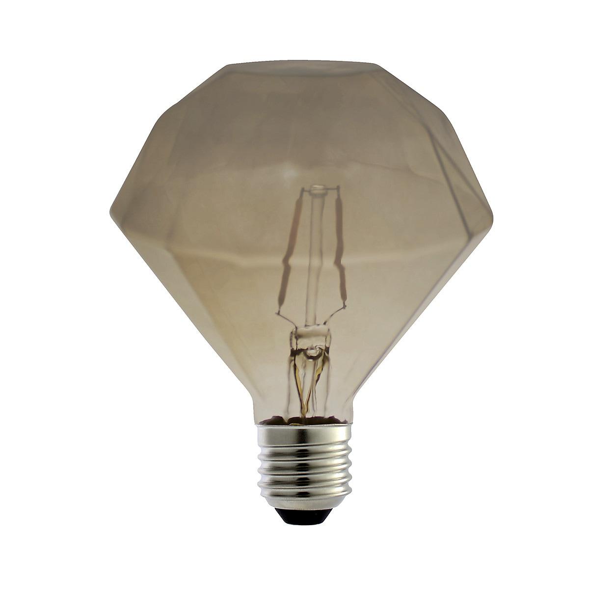 Designad glaslampa LED Northlight
