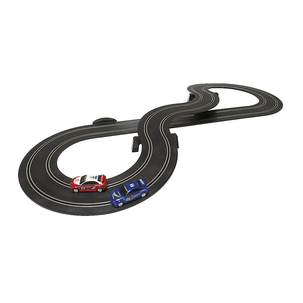 Bilbana Scalextric Start World Ralley