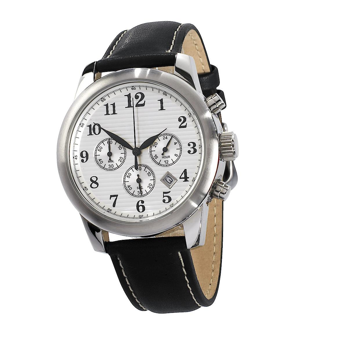 Armbåndsur, kronograf
