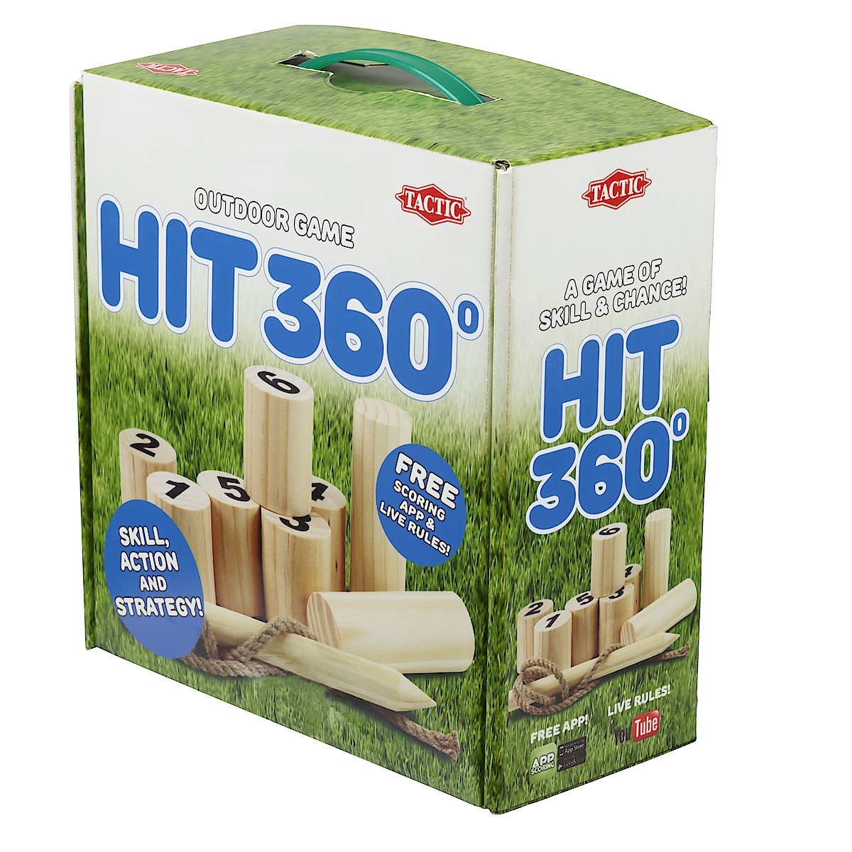 Hit 360° Outdoor Game