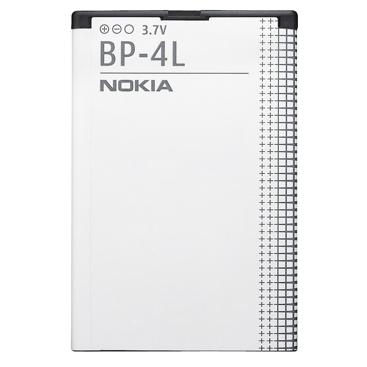 Mobiltelefonbatteri Nokia BP-4L