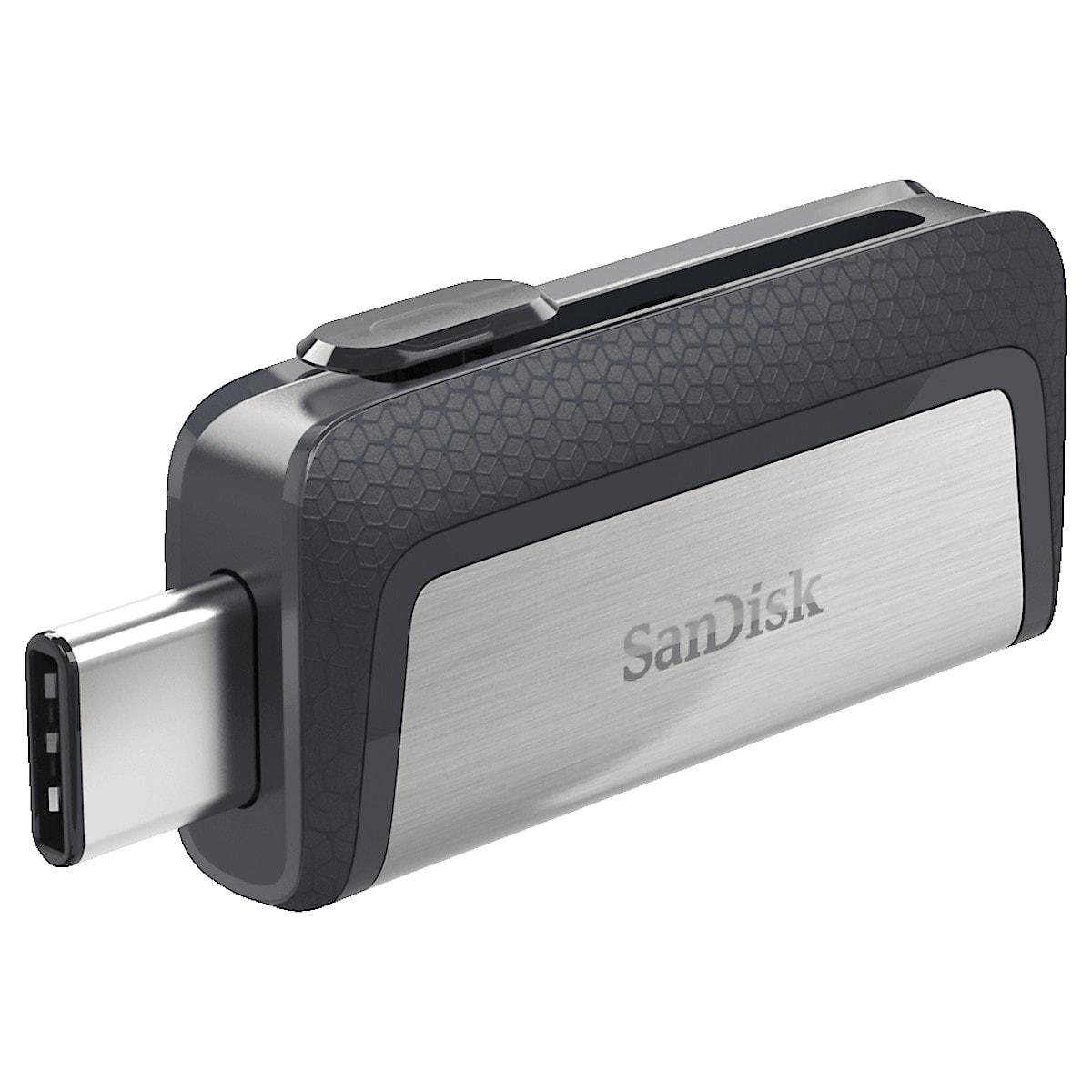 USB-minne Sandisk Ultra Dual Drive USB-C 3.1