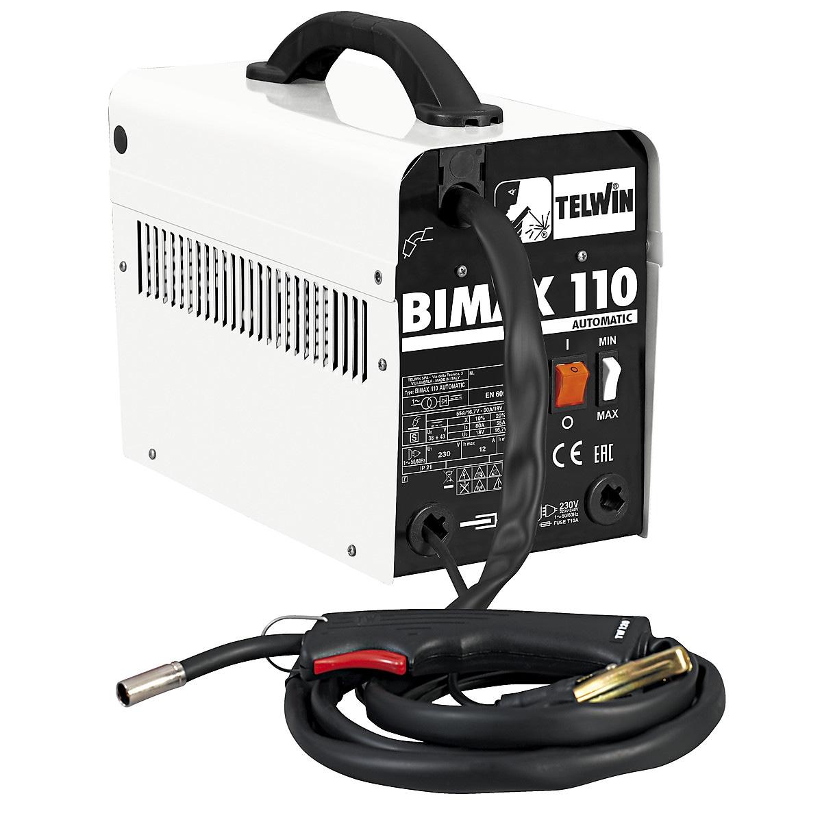 MIG-hitsauskone Bimax 110