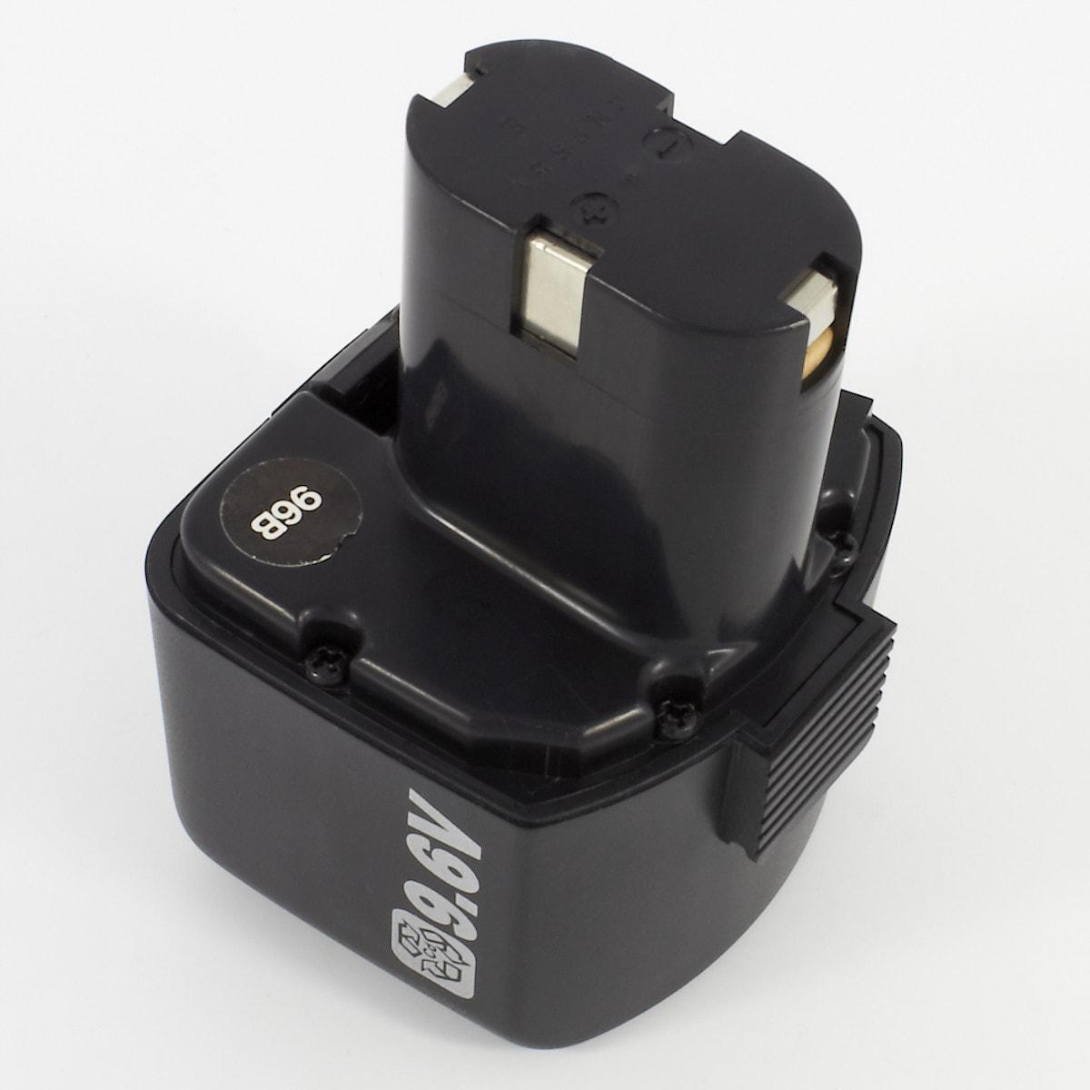 Batteri 9,6V