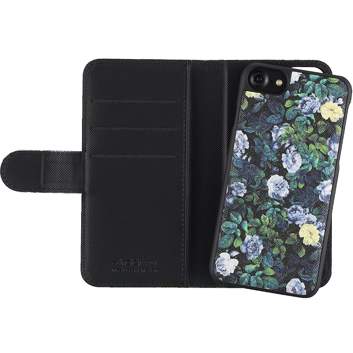 Lompakkokotelo iPhone 8/SE 2020, Holdit