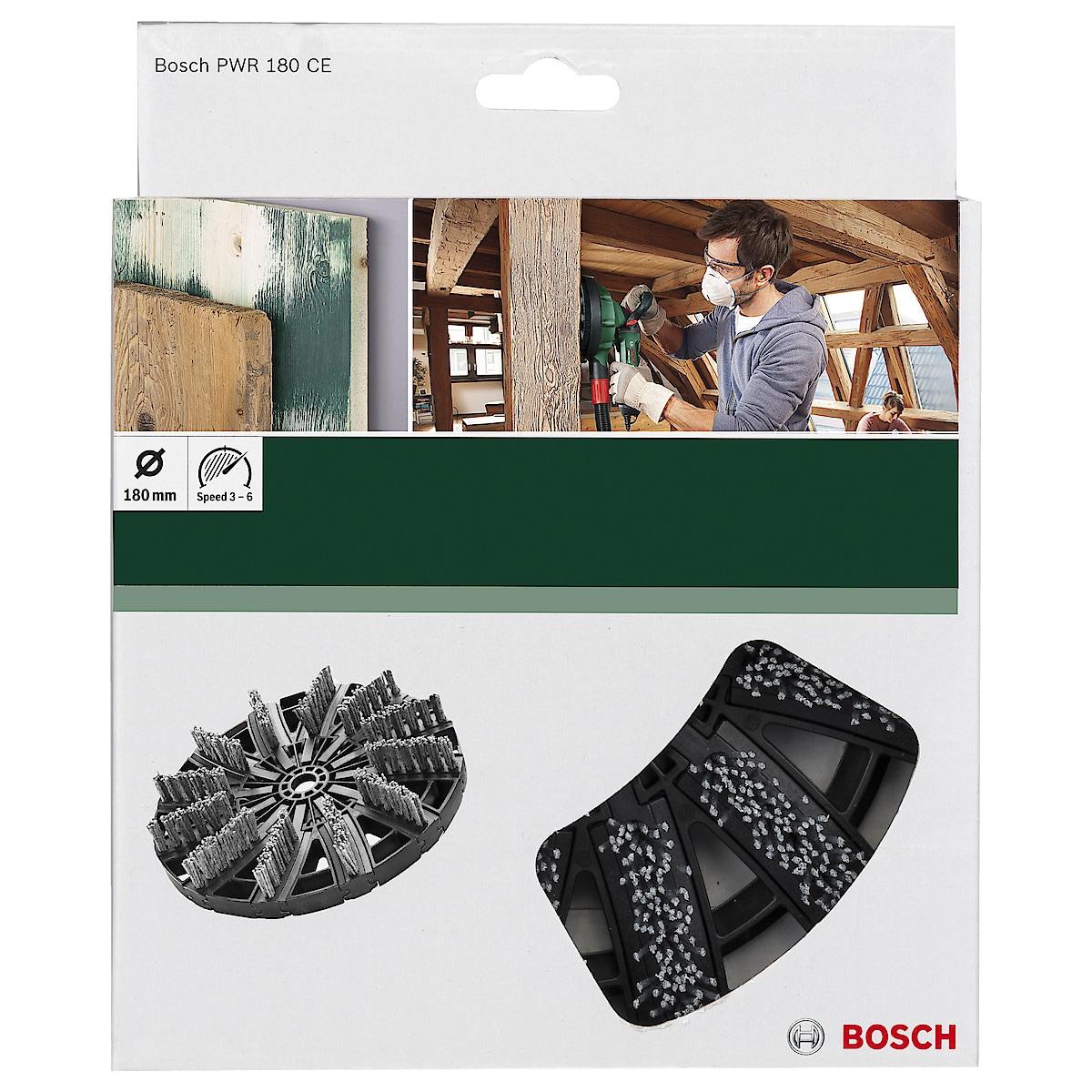 Slipborste plast Bosch
