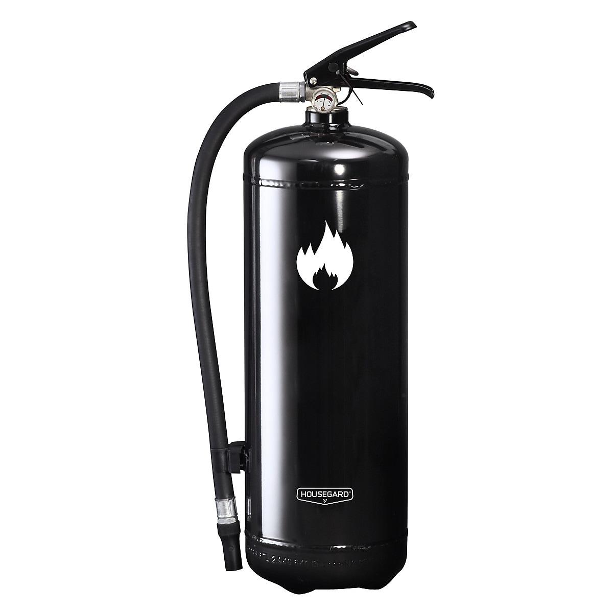 Brandsläckare 6 kg Housegard Design Edition