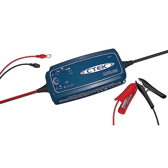 CTEK Ringkabelsko M8 Kjøp Batterilader på nettet