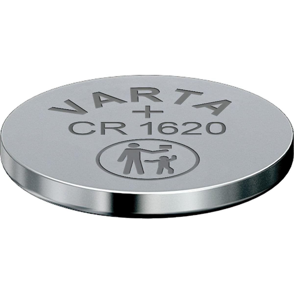 Litiumbatteri CR1620 VARTA