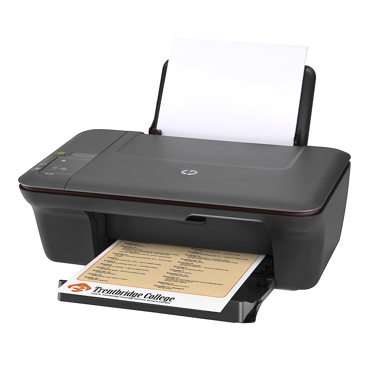 HP Deskjet 1050A All-In-One Inkjet Printer