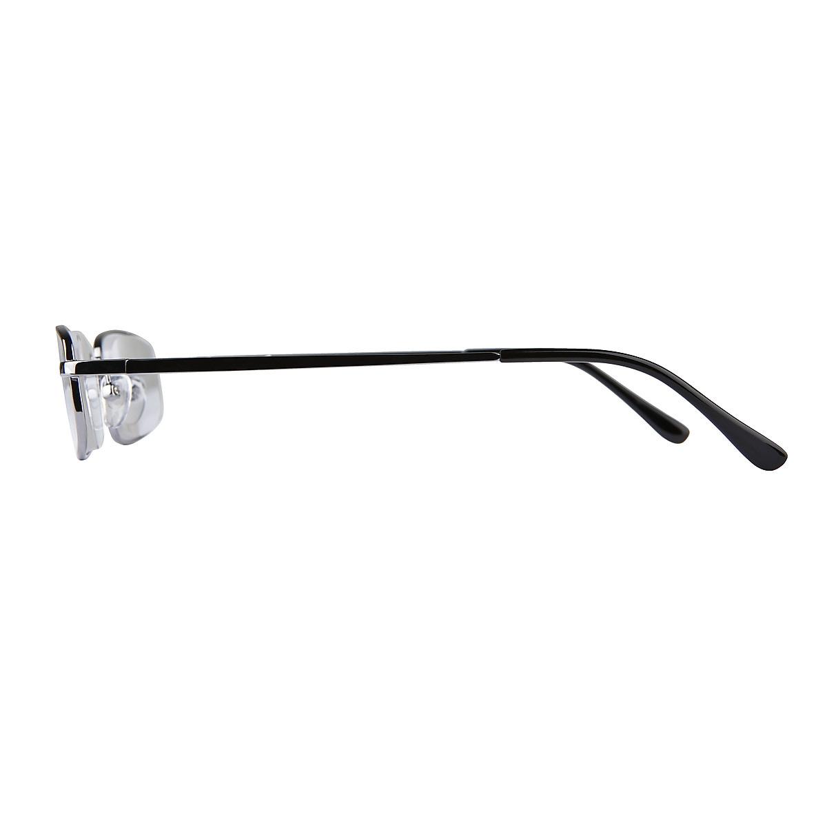 Läsglasögon metall, 3-pack