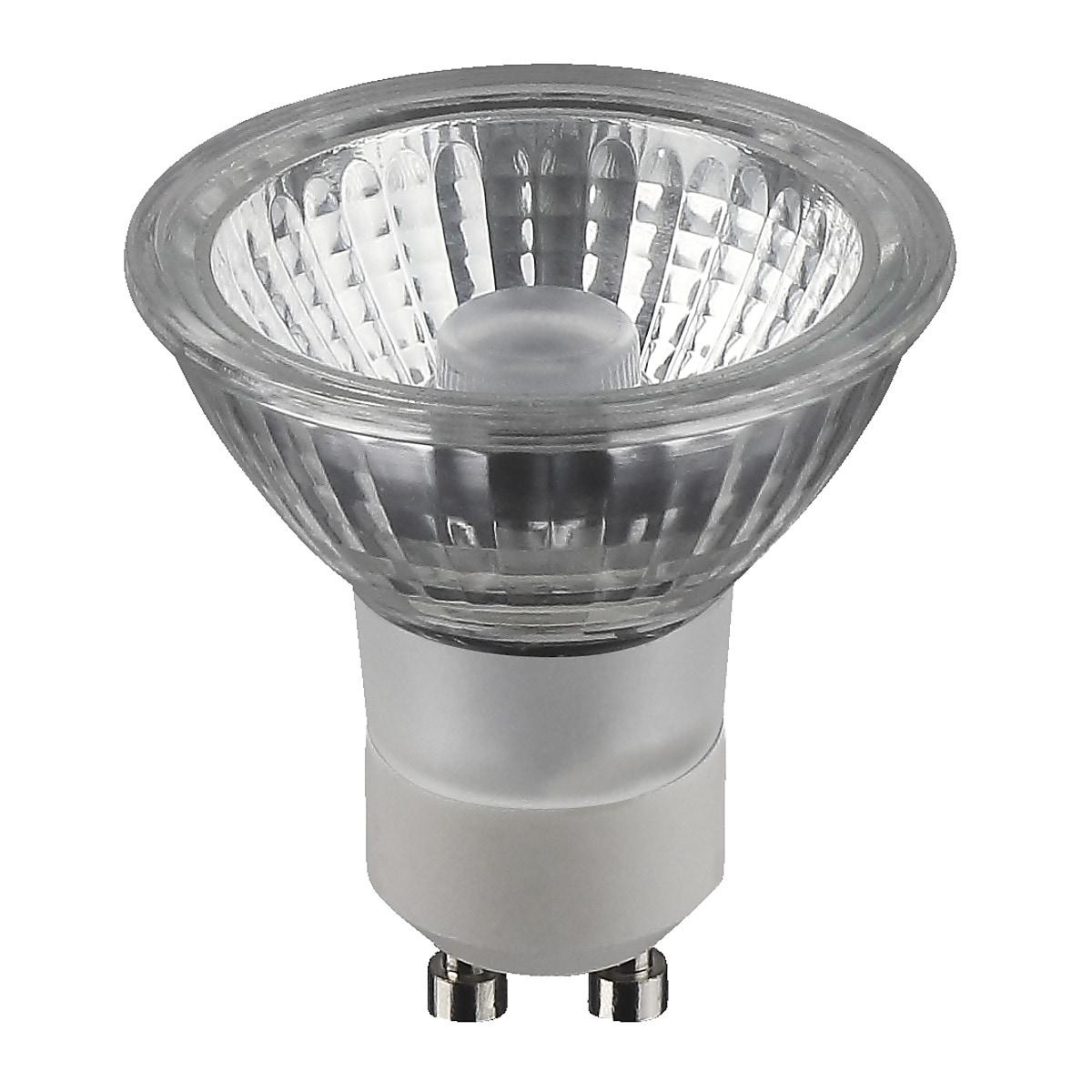 Himmennettävä LED-lamppu GU10 V-light