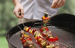 Smarta grillredskap